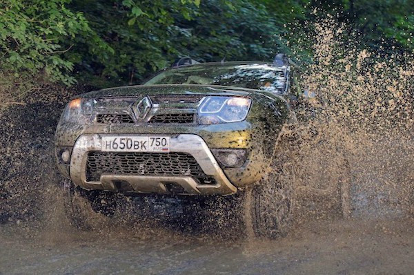Renault Duster World 2014. Picture courtesy zr.ru