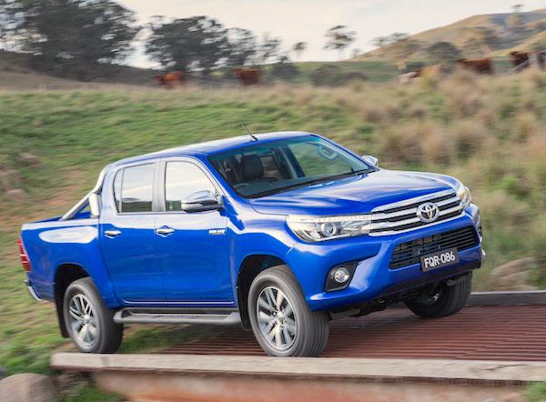 Toyota Hilux World 2014