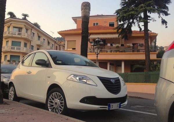 3. Lancia Ypsilon