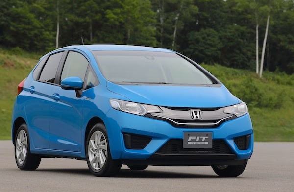 Honda Jazz India July 2015