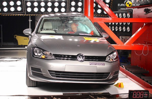 VW Golf China July 2015. Picture courtesy caradvice.com.au
