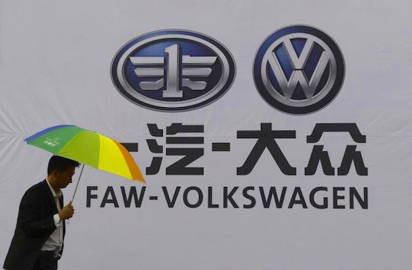 Volkswagen China. Picture courtesy ibtimes.com