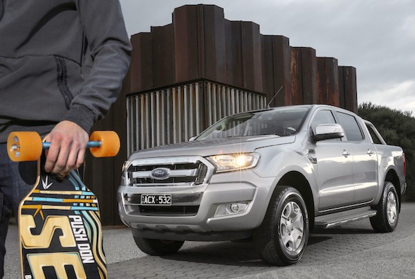 Ford Ranger 2016 Mexico