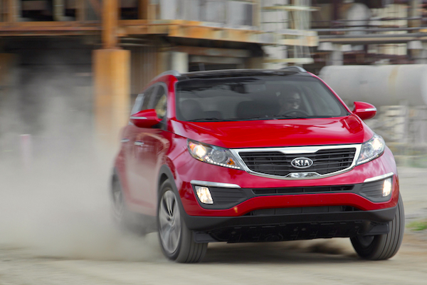 Kia Sportage Mexico July 2015. Picture courtesy motortrend.com