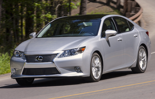 Lexus ES China 2014