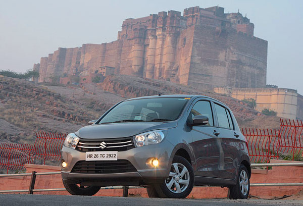 Maruti Celerio India August 2015. Picture courtesy indiatoday.in