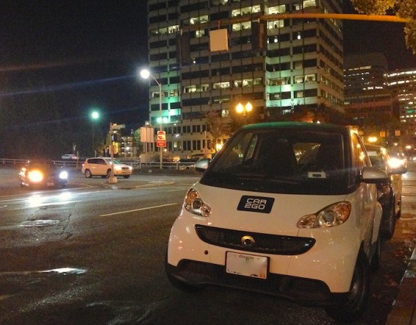12. Smart Fortwo Portland