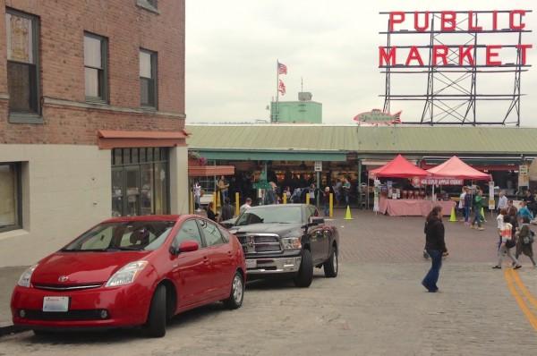6. Toyota Prius Seattle