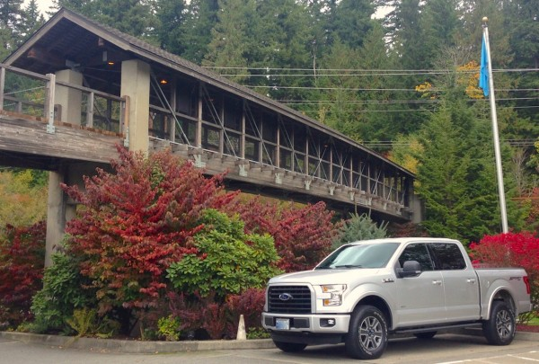 7. Ford F-150 Seattle
