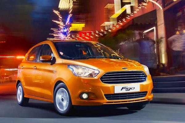 Ford Figo Mexico October 2015. Picture courtesy automobilonline.com.mx