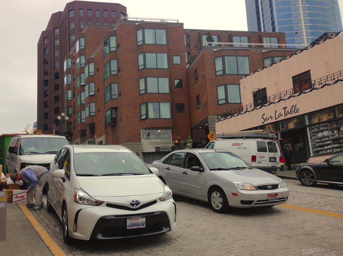 Toyota Prius V Seattle