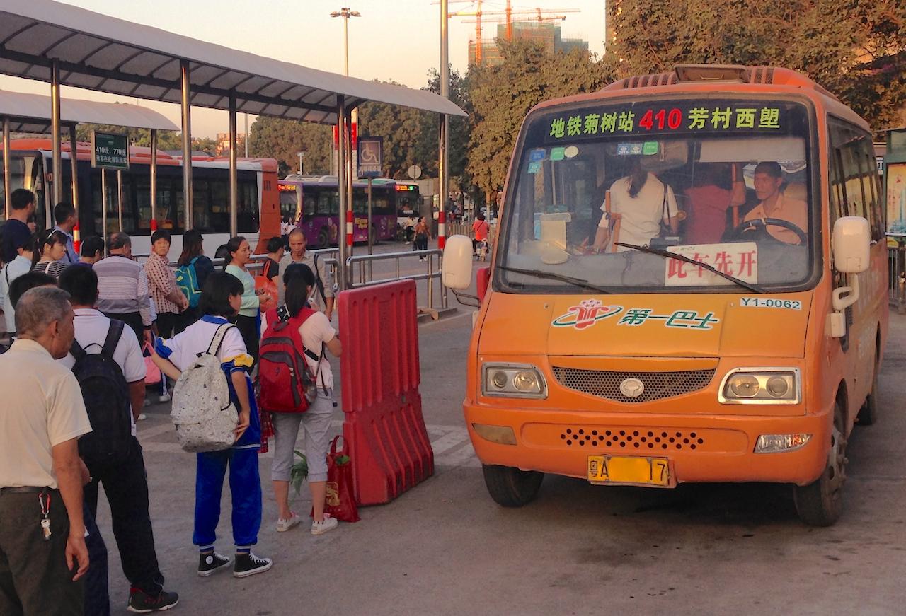 Guangzhou Bus
