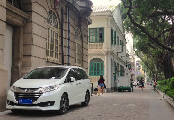 Honda Odyssey Guangzhou