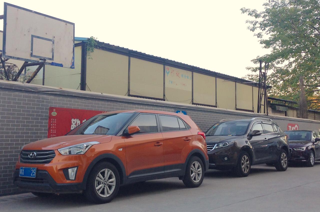 Hyundai Ix25 Guangzhou