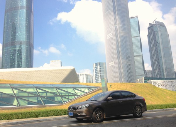 Soueast V5 Plus Guangzhou