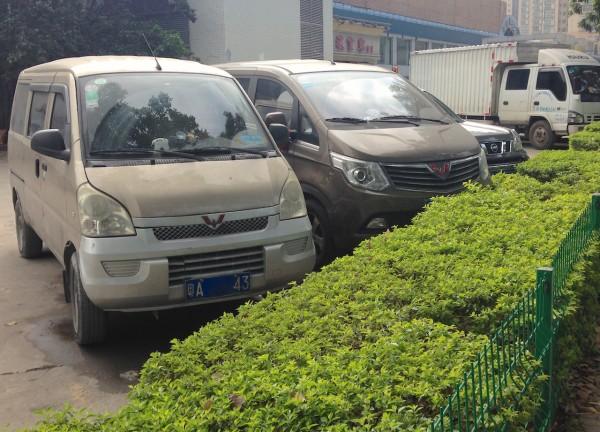 Wuling Rongguang Journey Guangzhou