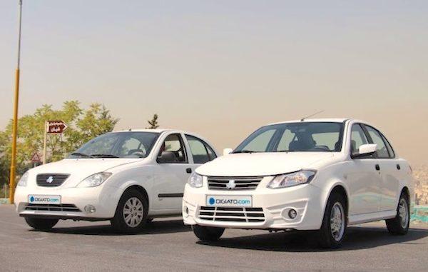 فرق ساینا ex Iran July 2017: Exclusive production figures available - Best Selling Cars Blog