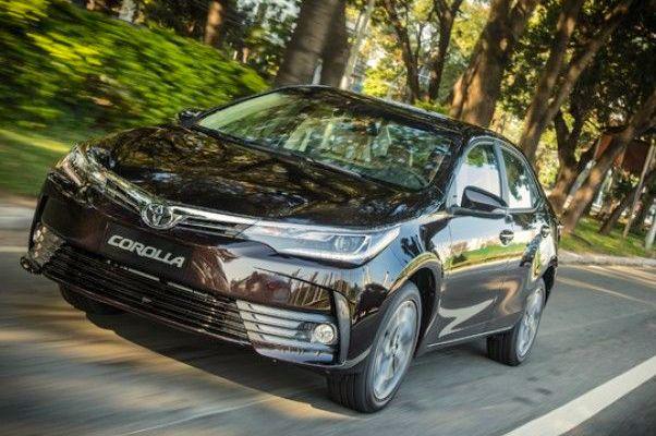 Toyota Corolla Pakistan 2017
